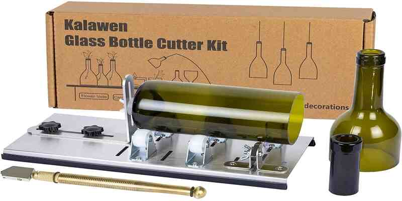 Kalawen glass bottle cutter