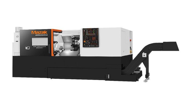 Mazak QT-Compact CNC lathe