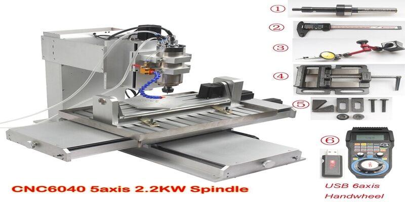 Ten High 3040 CNC drilling machine