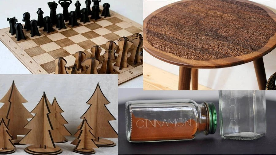 laser engraving projects cutter ideas