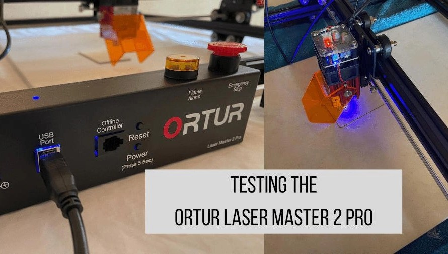 We Tested the Ortur Laser Master 2 Pro (Review & Full Specs)