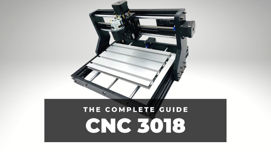cnc 3018 machines routers guide