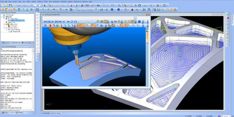 CNC CADCAM Software