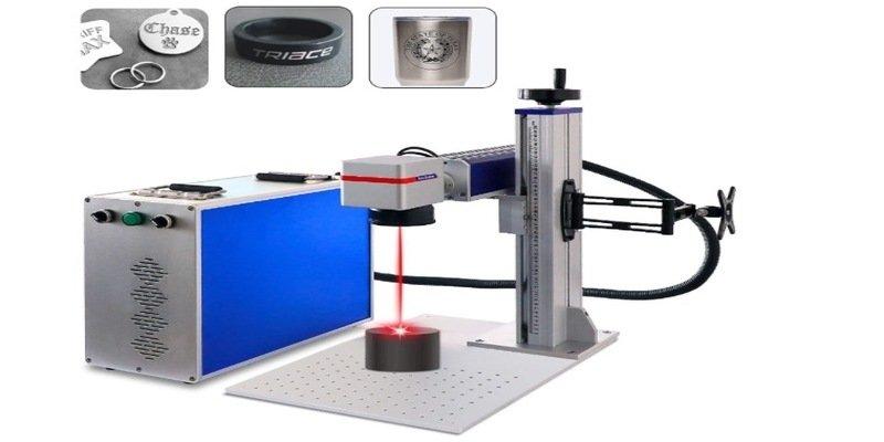 Raycus 50W engraving machine
