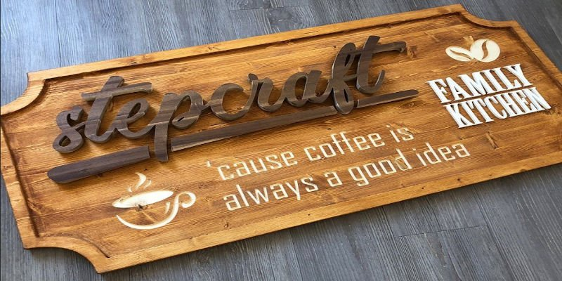 Coffee CNC