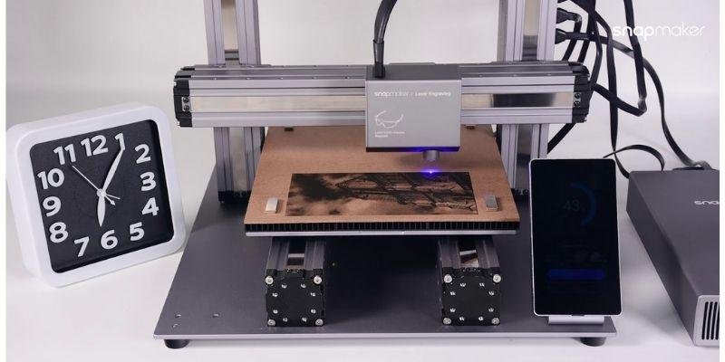 snapmaker 2.0 laser engraving wood