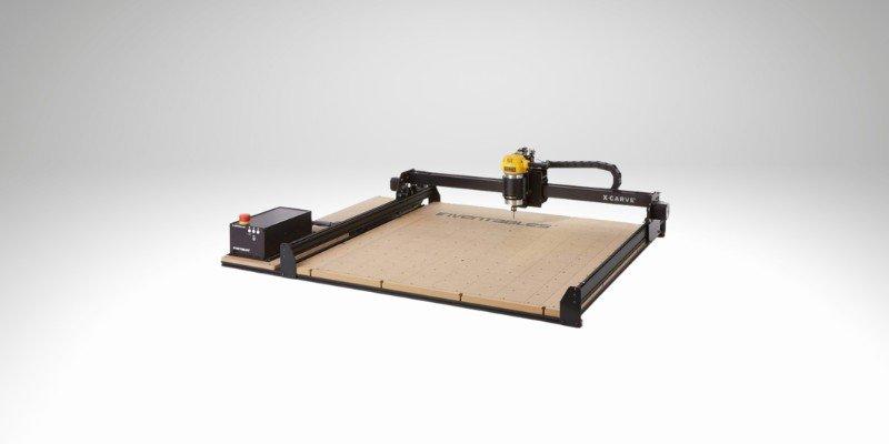The X-Carve wood CNC router
