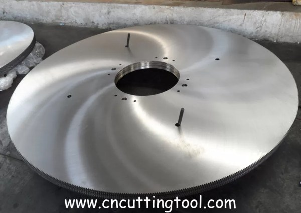 Quality TCT saw blank and steel core HSS saw blade