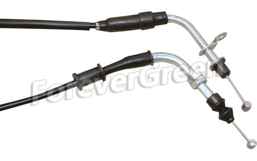 CA012 Scooter Throttle Cable Type 6-Ningbo Forever Green