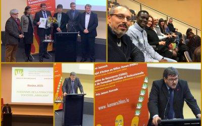 Abrigadisten erhalten Anerkennung beim Korczak-Preis 2015