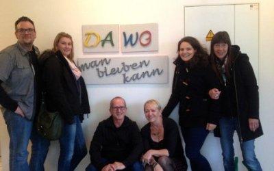 Besuch bei DAWO