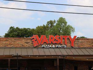 Varsity Sign