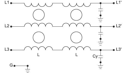 PE3400 Three Phase Output Inverter Converter Power Supply