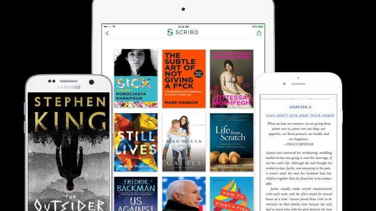 scribd multiple devices