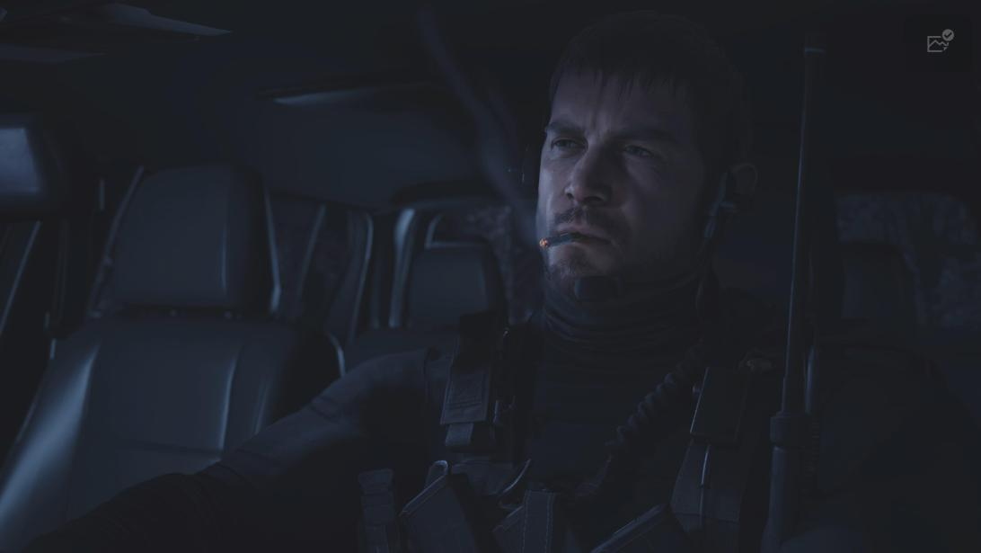 Chris didn't like what he saw from the BSAA.