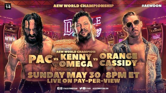 AEW Double or Nothing 2021: Start times, how to watch, B/R Live and full  card - CNET
