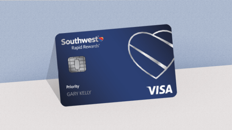 credit card sw priority