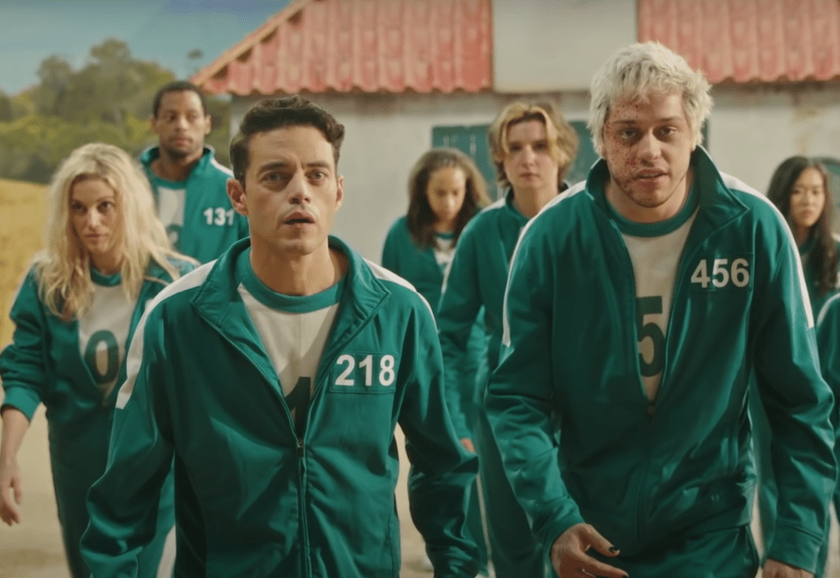Squid Game skit on SNL: Pete Davidson and Rami Malek deliver a deadly parody     - CNET