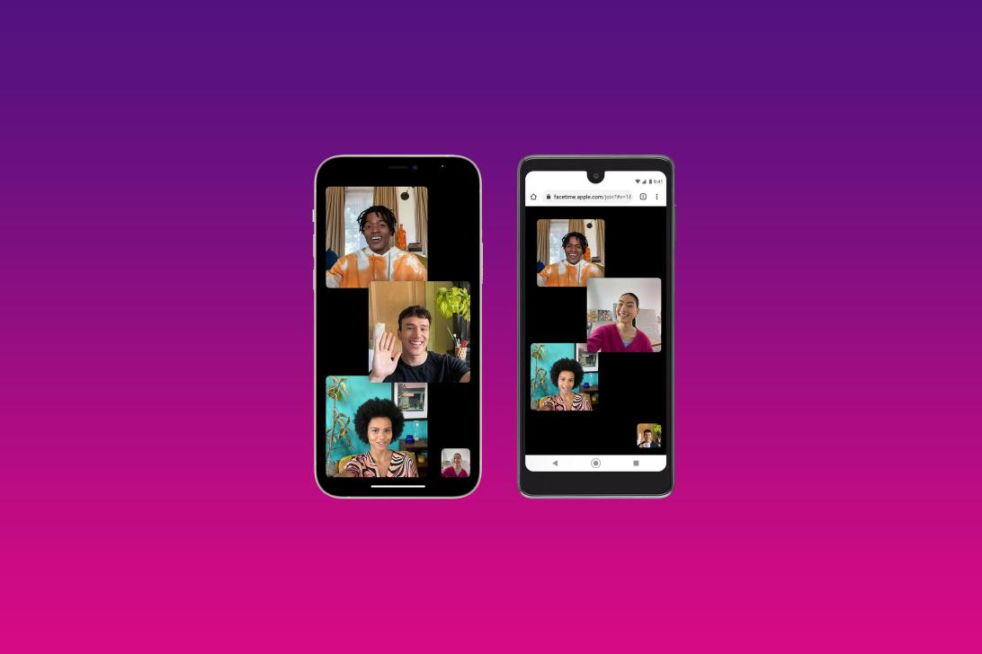 iPhone to Android Facetime video calling