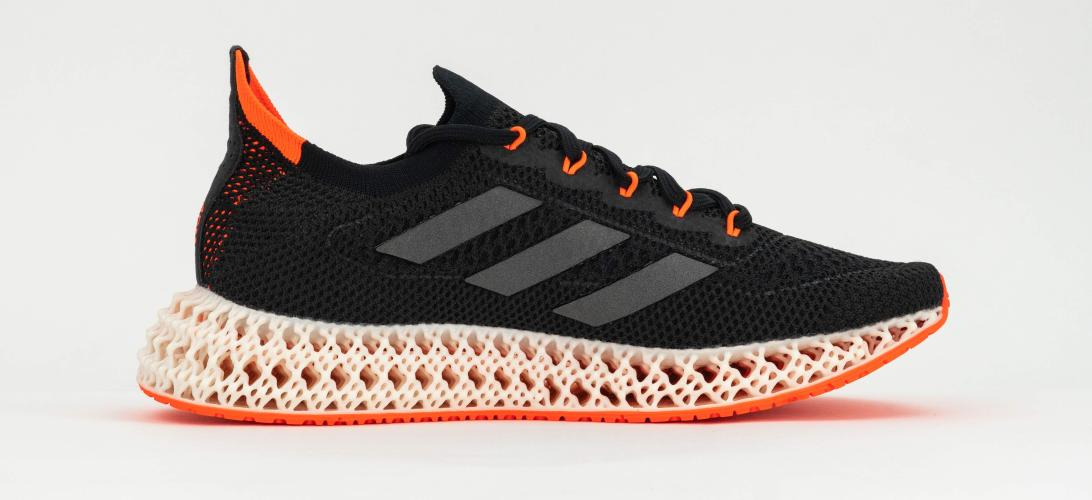 Adidas 4DFWD shoes with Carbon 3D-printed midsole