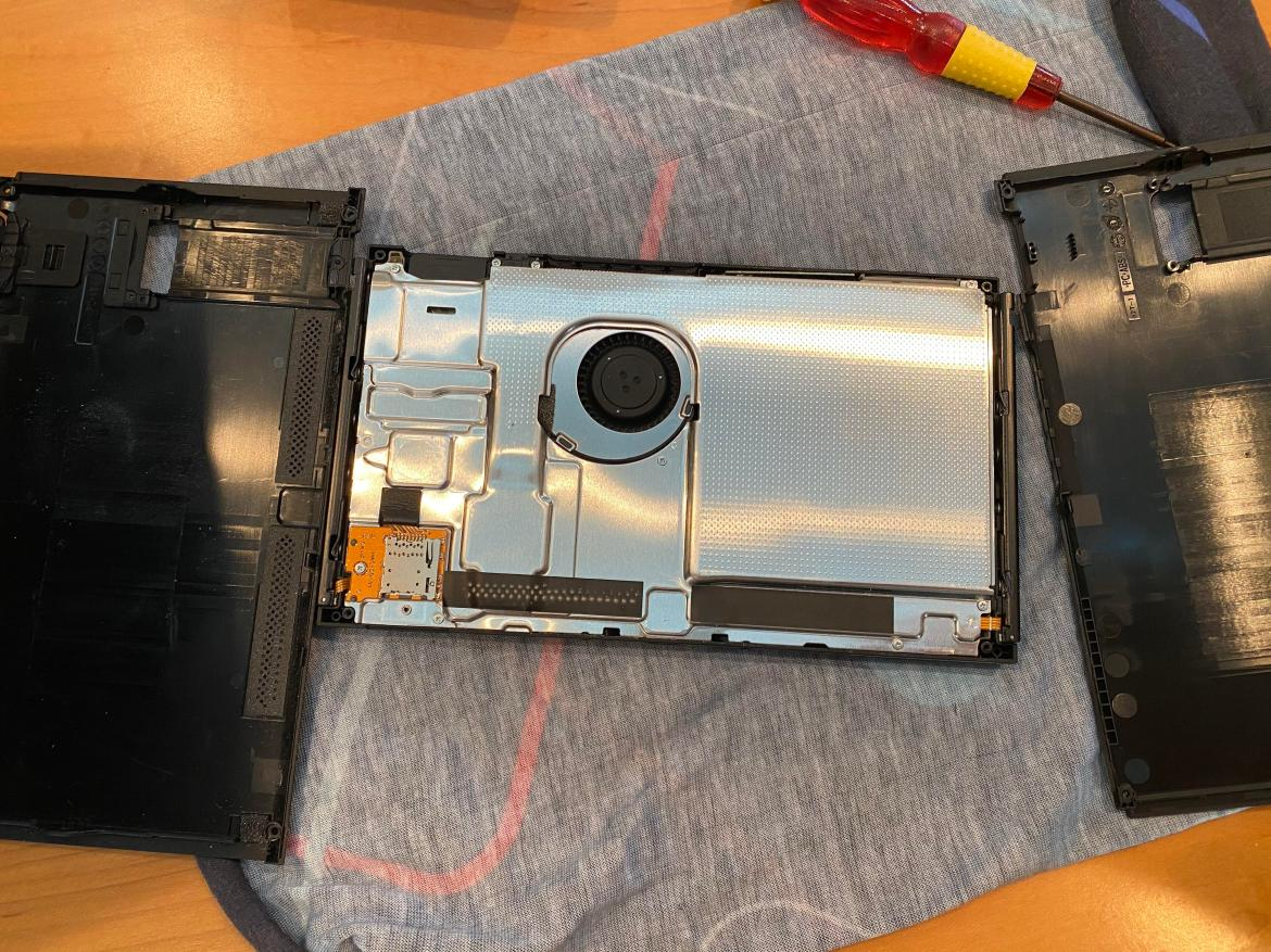 switch-repair-cover-remove