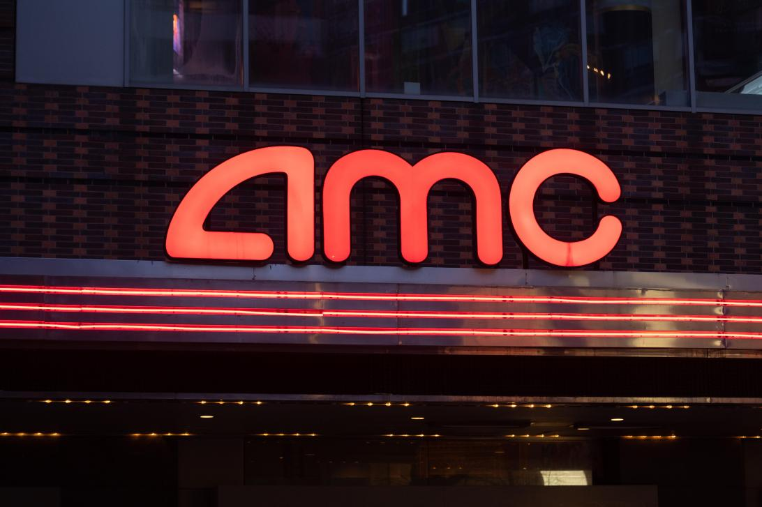 AMC is making moves to the moon.