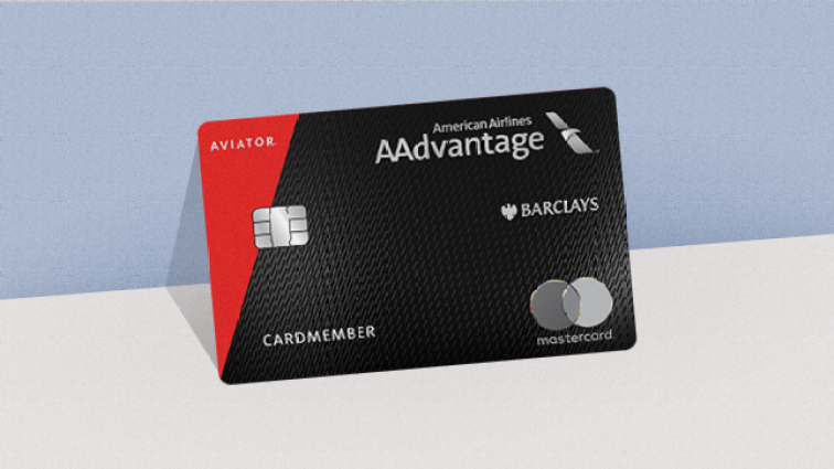 credit card american airlines aadvantage