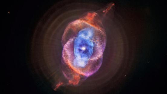 Hear black holes and galaxies transformed into sound from NASA data