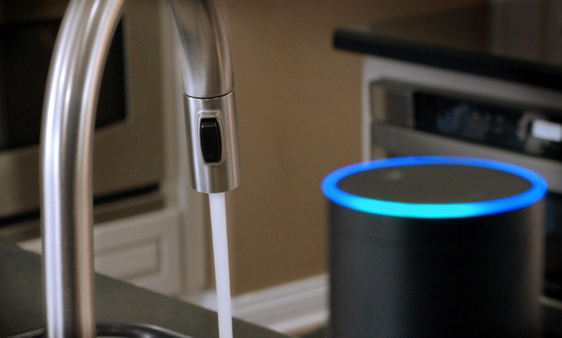 faucets that work with amazon alexa cnet