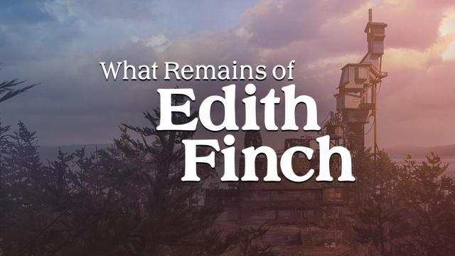 what remains of edith finch logo
