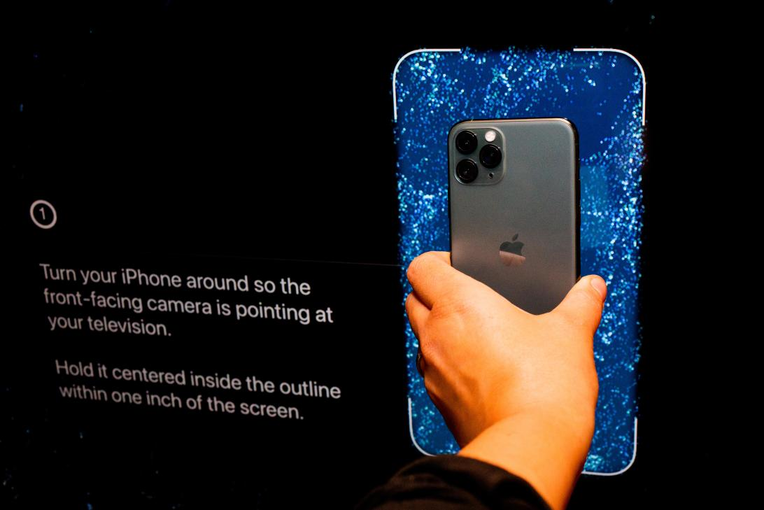 001-apple-tv-screen-calibration-with-ios-14-5-iphone-face-detection-camera