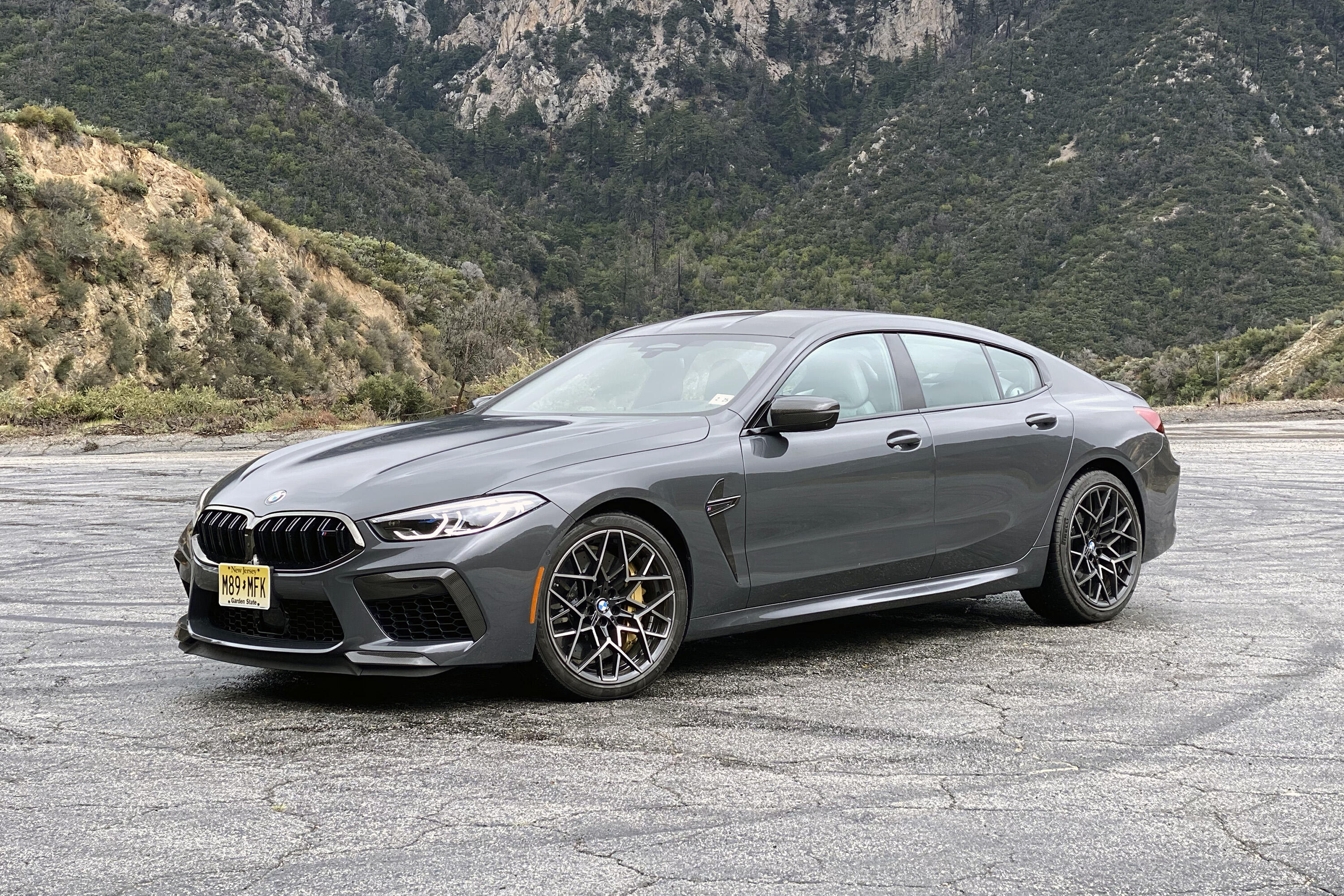 Car magazine uk lives with a bmw m8 gran coupe with pictures, specs and regular reports. 2020 Bmw M8 Gran Coupe Review Big Power Small Niche Roadshow