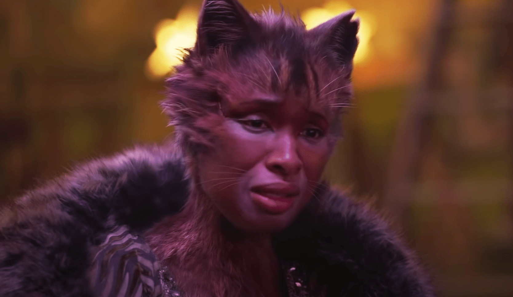 Jennifer Hudson didn't know she'd have 'ears or a tail' in Cats     - CNET