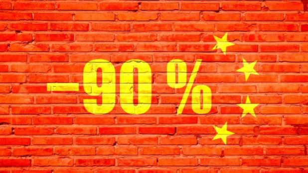 Discounts in China