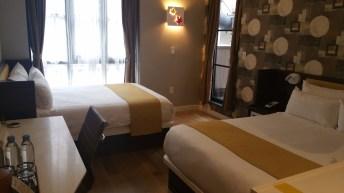 Full Room With Balcony