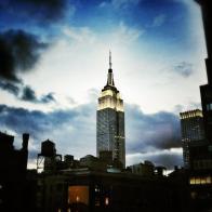 Portrait en majesté de l'Empire State building