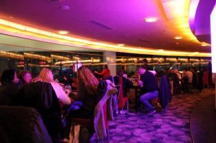 Le bar The View, au 49ème étage de l'hôtel Marriott Marquis