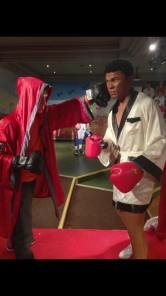 Madame Tussauds New York