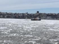Vue sur l'Hudson et le New Jersey