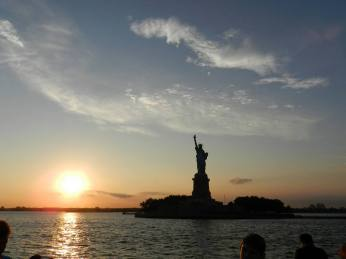 Croisière au coucher du soleil à New York