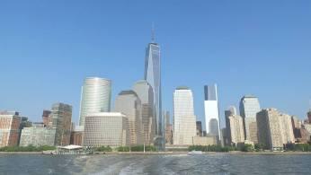 La tour toise le Financial District. (Photo Smain Stanley)
