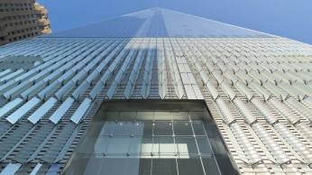 A l'entrée du One World Observatory. (Photo Smain Stanley)