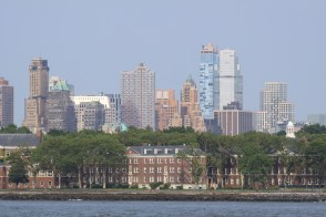 Governors Island et Brooklyn. (Photo Didier Forray)