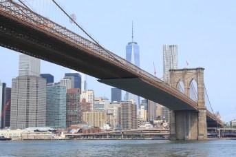 2015 : la One World Trade Center et la Beekman Tower... (Photo Didier Forray)