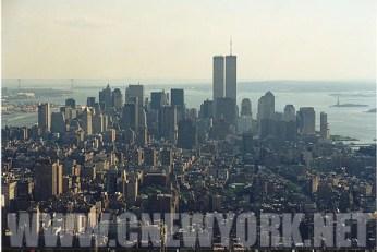 1999 : le Downtown depuis l'Empire State building. (Photo Didier Forray)