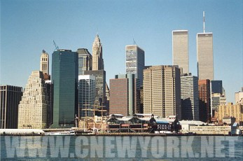 1999 : vue depuis Brooklyn Heights. (Photo Didier Forray)