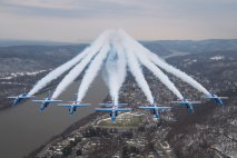 patrouille de France New York