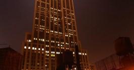 Le Vu, au pied de l'Empire State building.