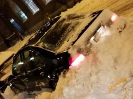 New York neige janvier