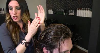 How to Gel Your Hair for Men